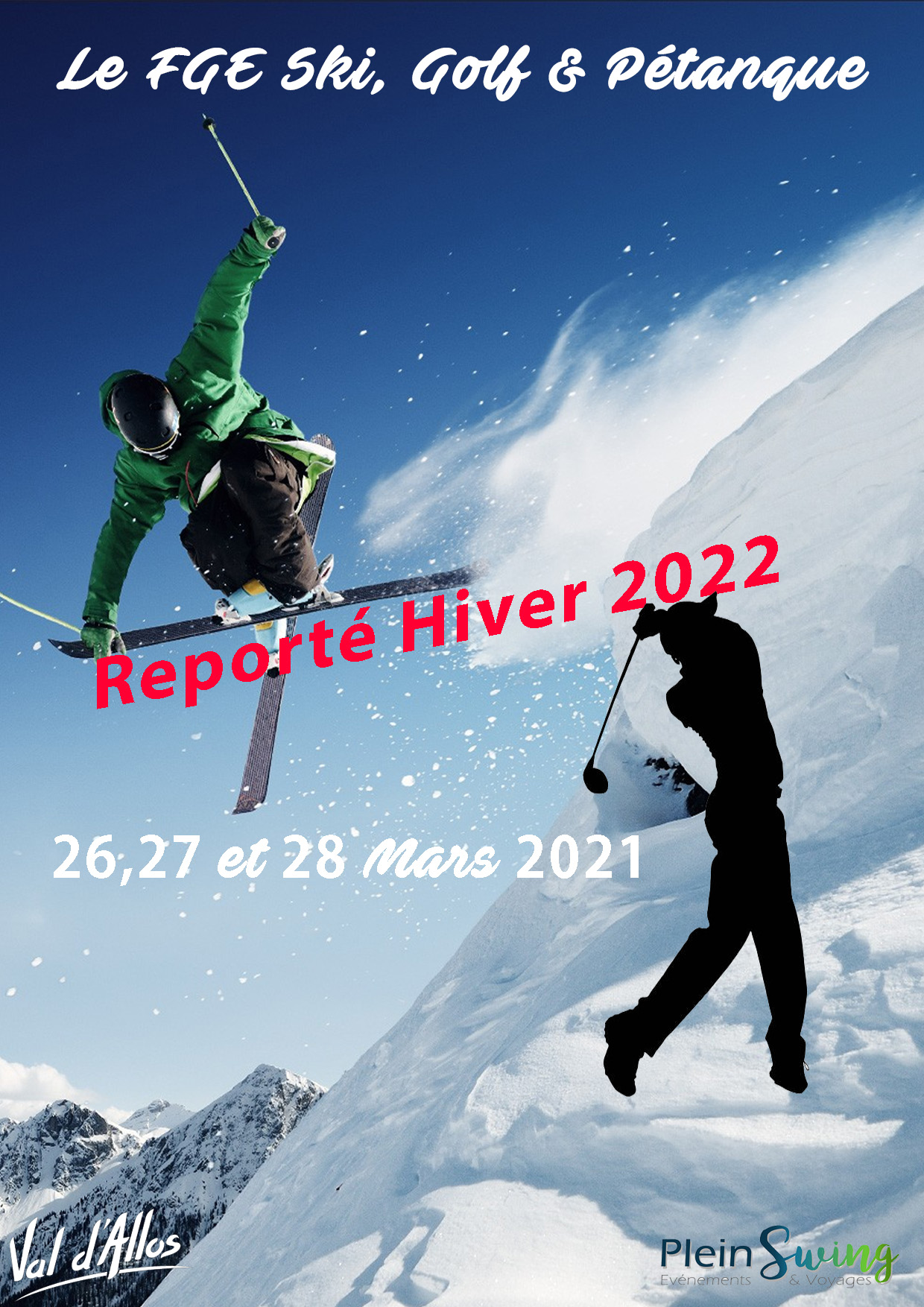 FGE Ski-Golf-Pétanque